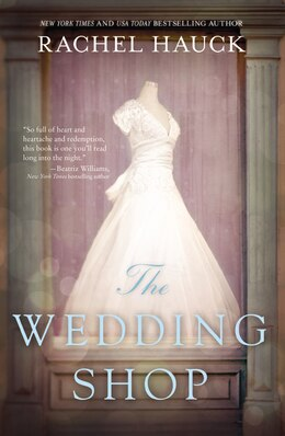 Book The Wedding Shop by Rachel Hauck