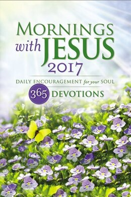 Book Mornings with Jesus 2017: Daily Encouragement for your Soul by Guideposts