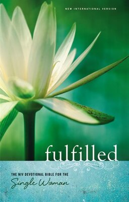 Book Niv, Fulfilled Devotional Bible For The Single Woman, Hardcover: The NIV Devotional Bible For The… by Mary Hollingsworth