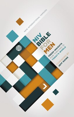 Book NIV, Bible for Men, Hardcover: Fresh Insights for Thriving in Today's World by Christopher Zondervan