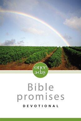 Book Niv, Once-a-day Bible Promises Devotional, Paperback by Livingstone Corporation