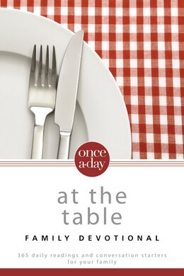 Book NIV, Once-A-Day At the Table Family Devotional, Paperback: 365 Daily Readings and Conversation… by Christopher D. Hudson