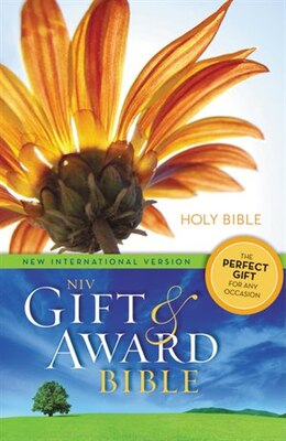 Book NIV, Gift and   Award Bible, Paperback by Zondervan