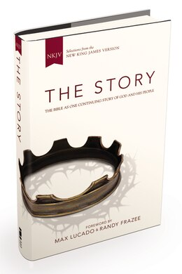 Book NKJV, The Story, Hardcover: The Bible as One Continuing Story of God and His People by Zondervan