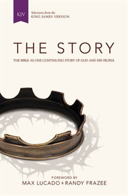 Book KJV, The Story, Hardcover: The Bible as One Continuing Story of God and His People by Zondervan