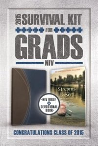 Book 2015 Survival Kit For Grads  Niv by Zondervan