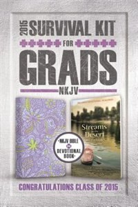 Book 2015 Survival Kit For Grads  Nkjv by Zondervan