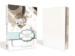 Book NIV, Bride's Bible, Imitation Leather, White by Zondervan