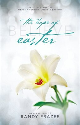 Book Believe:  The Hope of Easter, Paperback by Randy Zondervan