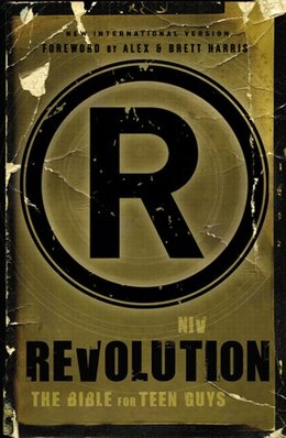 Book NIV, Revolution: The Bible for Teen Guys, Hardcover: Updated Edition by Zondervan