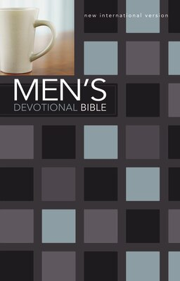 Book NIV, Men's Devotional Bible, Hardcover by Zondervan
