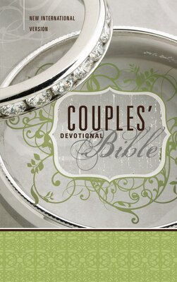 Book NIV, Couples' Devotional Bible, Hardcover: Hardcover Jacketed Printed by Zondervan