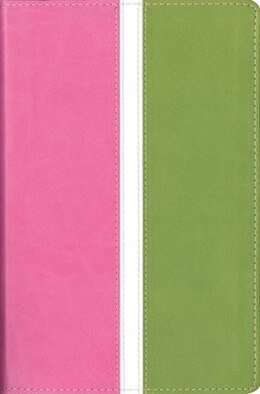 Book Kjv, Busy Mom's Bible, Imitation Leather, Pink/green, Red Letter Edition: Daily Inspiration Even If… by Zondervan