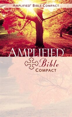 Book Amplified Bible, Compact, Hardcover by Zondervan