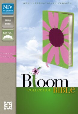Book Niv, Bloom Collection Bible, Compact, Imitation Leather, Pink, Red Letter Edition: Italian Duo-Tone… by Zondervan
