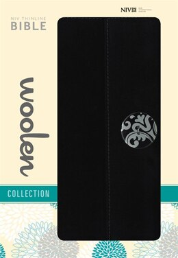 Book Niv, Thinline Woolen Collection Bible, Hardcover, Black Fabric: New International Version by Zondervan