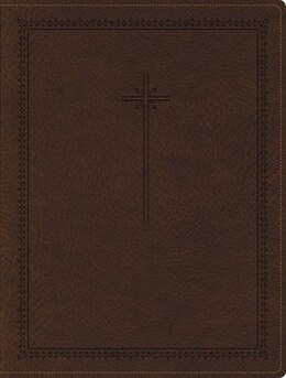 Book NIV, Journal the Word Bible, Imitation Leather, Brown: Reflect, Journal, or Create Art Next to Your… by Zondervan
