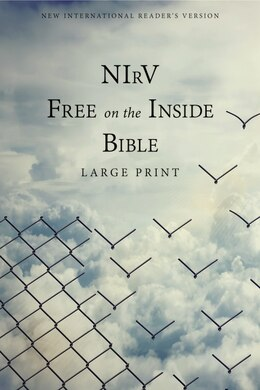 Book Nirv, Free On The Inside Bible, Large Print, Paperback by Zondervan