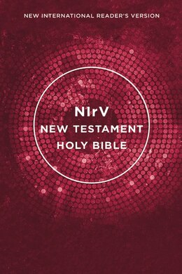 Book Nirv, Outreach New Testament, Paperback, Pink by Zondervan
