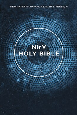 Book Nirv, Outreach Bible, Paperback, Blue by Zondervan