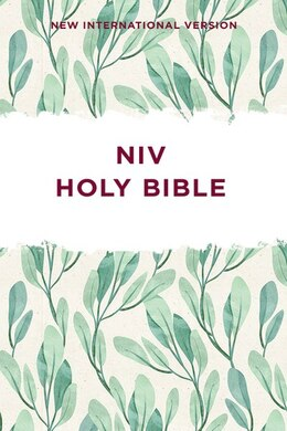 Book Niv, Outreach Bible, Paperback by Zondervan