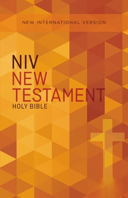 Book Niv, Outreach New Testament, Paperback by Zondervan