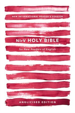 Book Nirv, Holy Bible For New Readers Of English, Anglicised Edition, Paperback, Pink by Zondervan