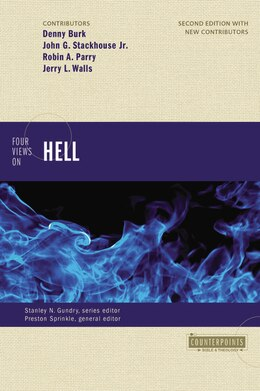 Book Four Views on Hell: Second Edition by Burk, Denny