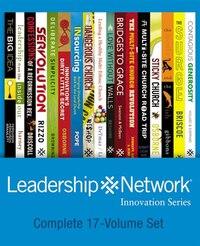 Leadership Network Innovation Series Pack: Complete 16-volume Set