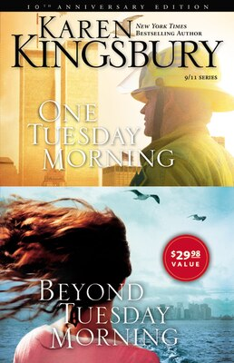 Book One Tuesday Morning Beyond Tuesday Morning Compilation Limited by Karen Kingsbury