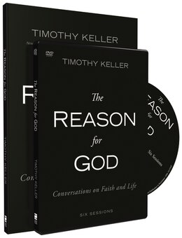 Book The Reason for God Discussion Guide with DVD: Conversations on Faith and Life by Timothy Keller