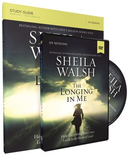 Book The Longing in Me Study Guide with DVD: A Study in the Life of David by Sheila Walsh