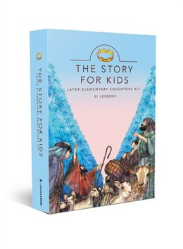 Book The Story for Kids with DVD: Elementary Educator Kit: Elementary Educator Kit by Zondervan