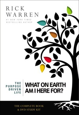 Book What On Earth Am I Here For? Curriculum Kit by Rick Warren