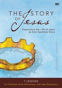 Book Story Of Jesus For Kids Curriculum by Zondervan