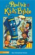 NIV, Psalty's Kids Bible, Hardcover