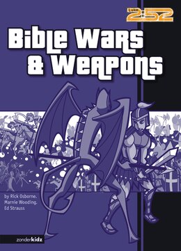 Book Bible Wars And Weapons by Rick Osborne