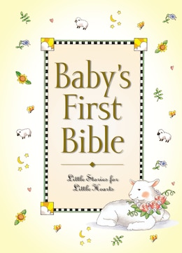 Book Baby's First Bible by Melody Carlson