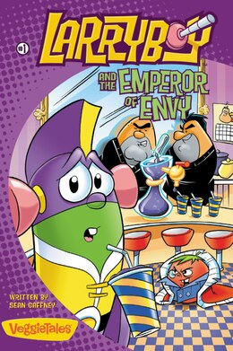 Book LarryBoy And the Emperor Of Envy: Book 1 by Sean Gaffney