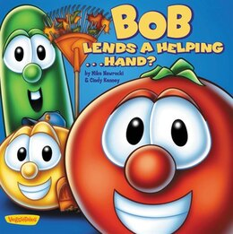 Book Bob Lends a Helping . . . Hand? by Mike Nawrocki