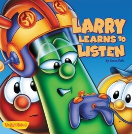 Book Larry Learns to Listen by Karen Poth