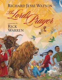 Book The Lord's Prayer by Rick Warren