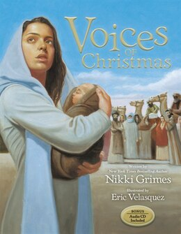 Book Voices Of Christmas by Nikki Grimes