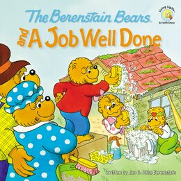 Book The Berenstain Bears and a Job Well Done by Jan & Mike Berenstain