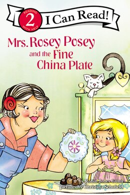 Book Mrs. Rosey Posey and the Fine China Plate: I Can Read! by Robin Jones Gunn