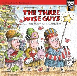 Book The Three Wise Guys: From the Creators of the Black Lagoon Series by Mike Thaler