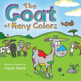 Book The Goat of Many Colors by Cuyler Black