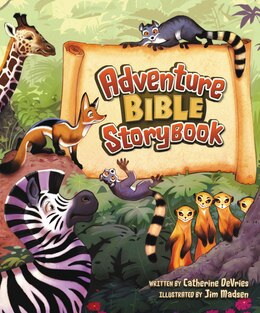Book Adventure Bible Storybook by Catherine DeVries