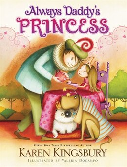 Book Always Daddy's Princess by Karen Kingsbury