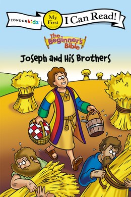 Book The Beginner's Bible Joseph and His Brothers by N/A Mission City Press, Inc.